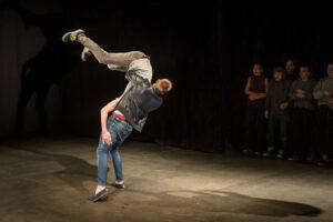 Teatrikool : näitlemine!