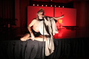 Teatrilugu Gogol Hullumeelse blogi Polygon Teater