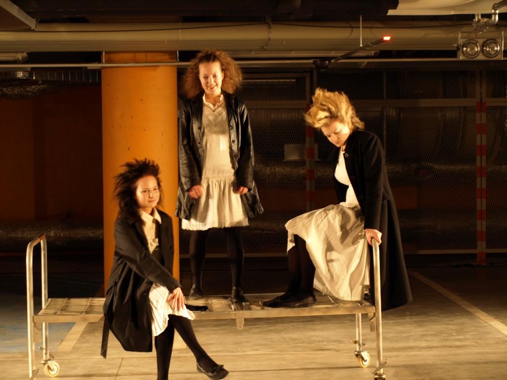 Teatrikool 'Solarise' parklas